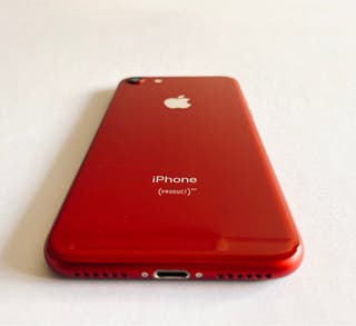 iPhone 8 64GB Rojo IMPECABLE!!