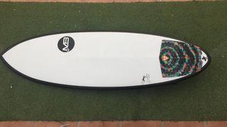 tabla de surf 5.4 epoxy