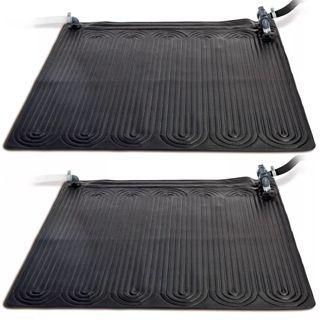 Intex Esterilla calefactora solar PVC 2 uds 1,2x1,