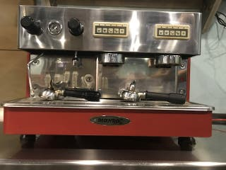 Cafetera profesional Monroc 2 grupos automática