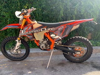 Vendo Ktm 350 six days del 2017