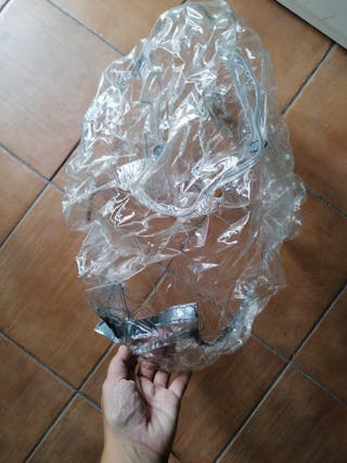 plásticos de lluvia coche bebé Stokke