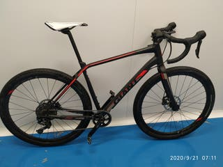 bicicleta giant gravel