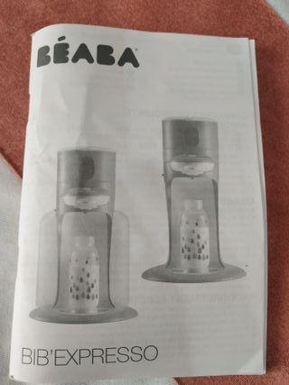 Beaba Bib'expresso