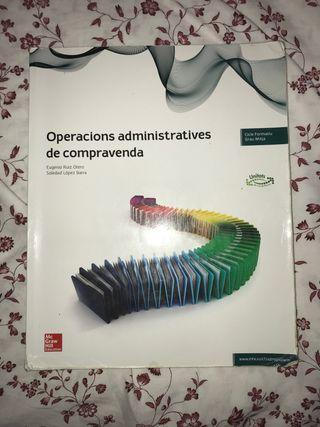 Operacions administratives de comoravenda