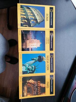 Guías de viajes de National Geographic