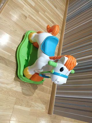 Pony Deber Caballo Balancín Correpasillos