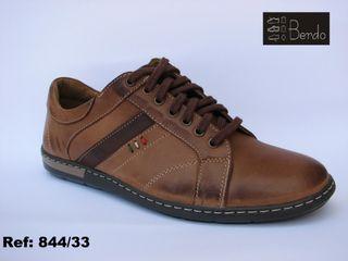 REBAJAS !! Zapatos de PIEL NATURAL 100% Hombre