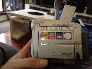 Cámara de Vídeo Canon MV310