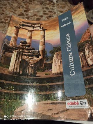 libro cultura clasica edebe on