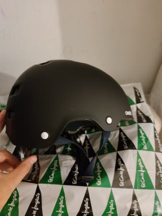 casco para patin, talla m, para 55/59 cm