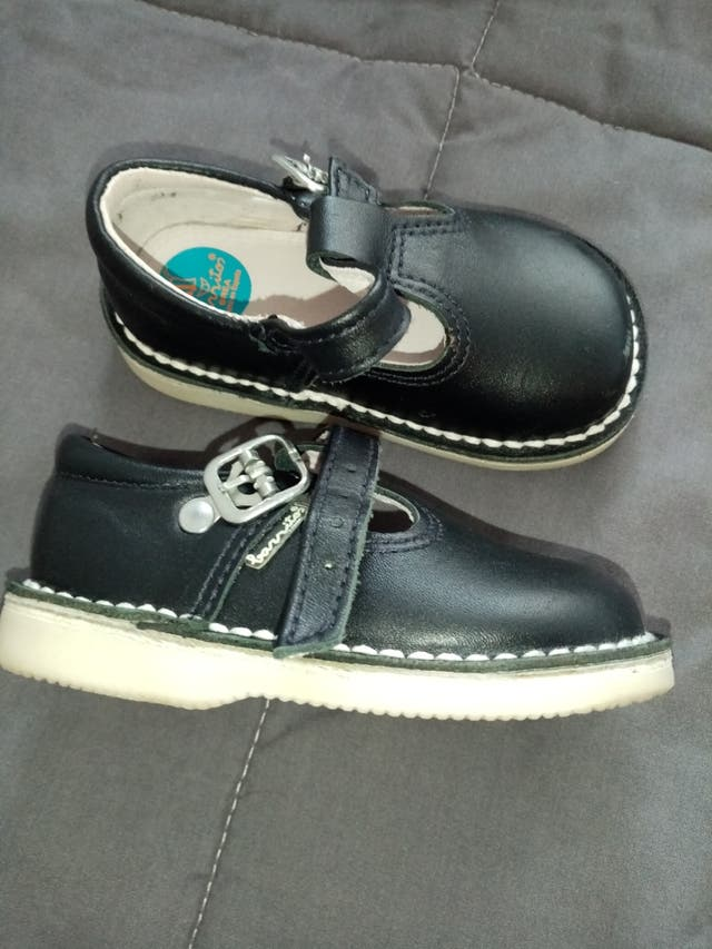 Zapatos bebé Barritos t 22