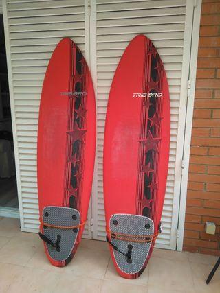 Tablas de surf Tribord