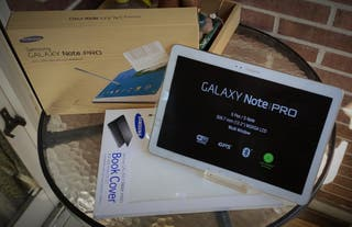 Tablet Samsung Galaxy Note Pro 12.2