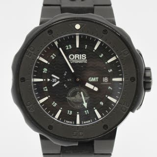 RELOJ ORIS FORCE RECON GMT 7715 DE SEGUNDA E341406