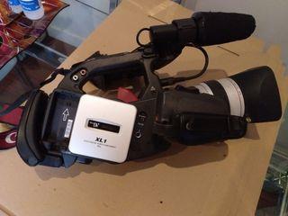 Cámara profesional Canon XL1