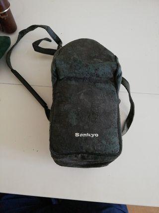 cámara de video antigua