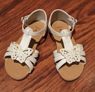 sandalias de niña