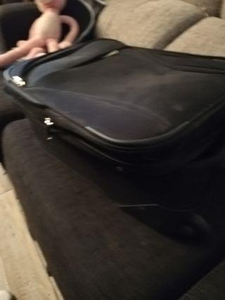 maleta de mano viaje