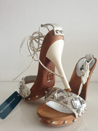 zapatos mujer marca 1to3Shoes talla 38