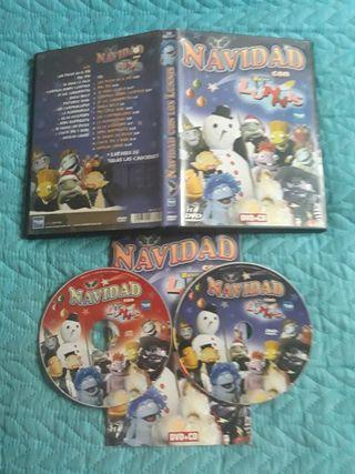 DVD+CD.NAVIDAD.CON.LOS.LUNNIS.COMPLETOORIGINAL.