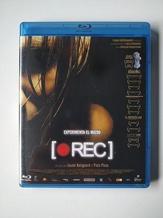 REC pelicula Blu-ray BR
