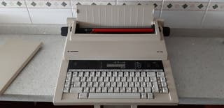 Máquina Escribir Eléctrica Olivetti Hermes EP300