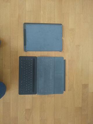 Apple smart keyboard, 12'9