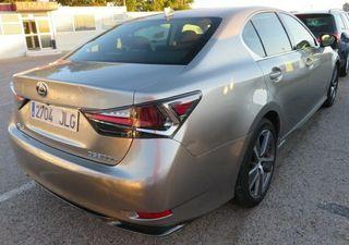 Lexus GS 2016 iva y transferencia incluido
