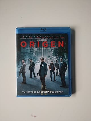 ORIGEN película Blu-ray BR