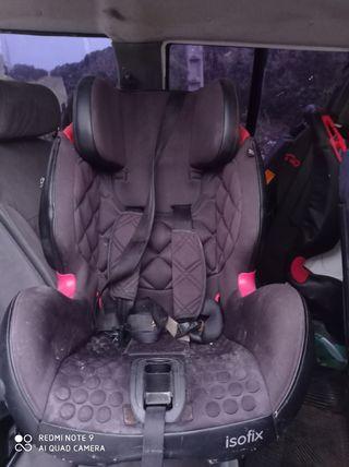 silla de coche beecool