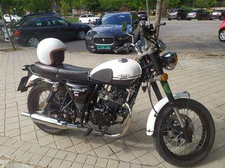 Moto 125 Mash Seventy Five