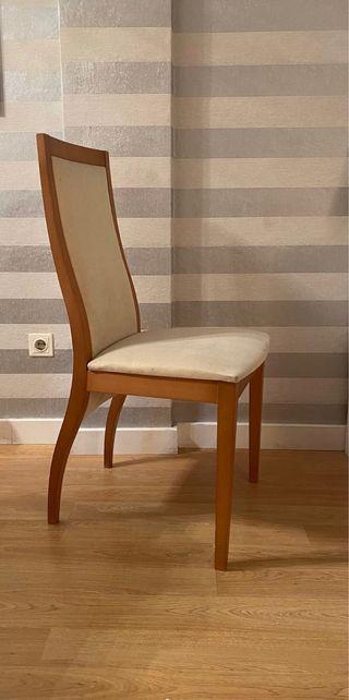 6 bonitas sillas para el salón