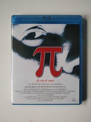PI película Blu-ray BR