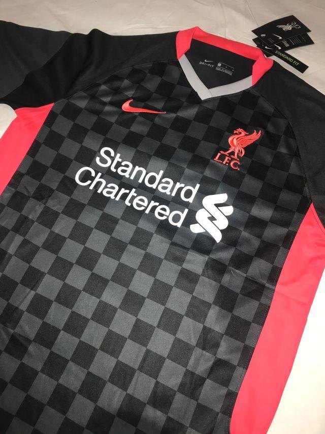 Camiseta del Liverpool original