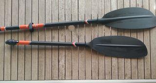 Remo Kayak Itiwit fibra de carbono