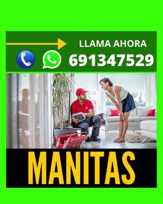 MANITAS ARREGLA / INSTALA