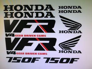 Kit pegatinas Honda VFR 750F