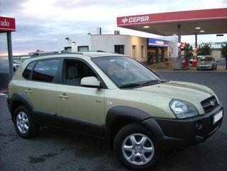 Hyundai Tucson 4x4 Diesel