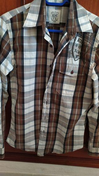 Camisa hombre XDYE