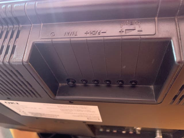 """Tv 22""""Plasma OKI - HDMI TDT- Alta Definición"""