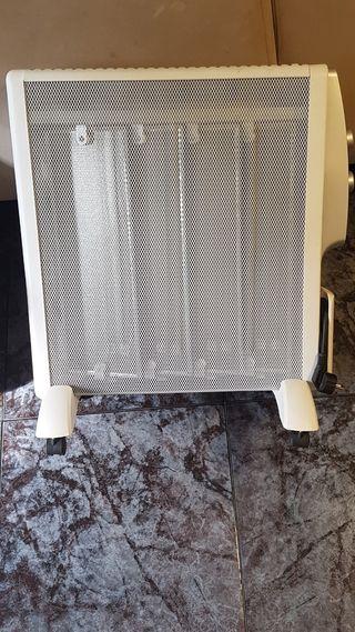 radiador de mica(eléctrico)