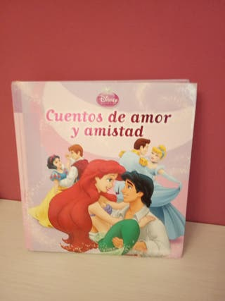 libro princesas Disney
