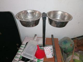 Se vende comedero de acero