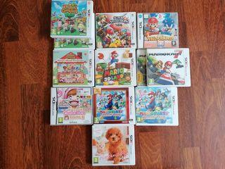 cajas de juegos