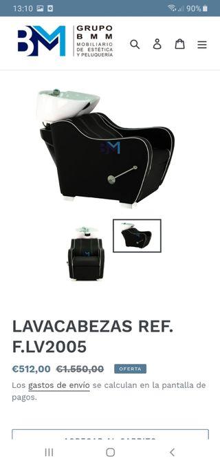 lavacabezas ref FLV2005
