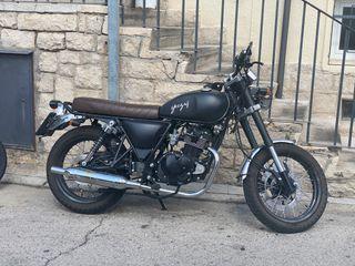 Mash Seventy-Five Café Racer 125cc