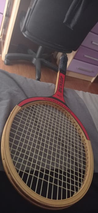 Raqueta de tenis Dunlop red diamond