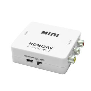 CONVERTIDOR HDMI A RCA - MINI (TV)