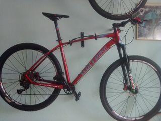 bicicleta 29 de montaña